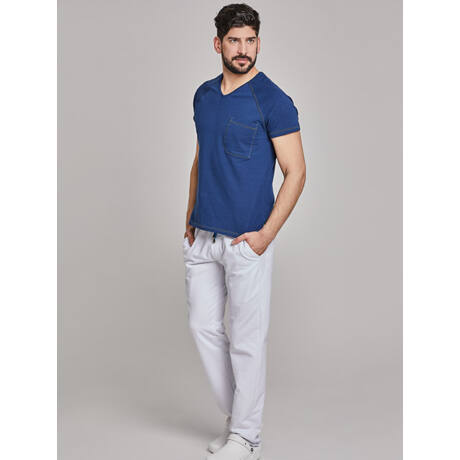 Stile di Med - Benton férfi póló
